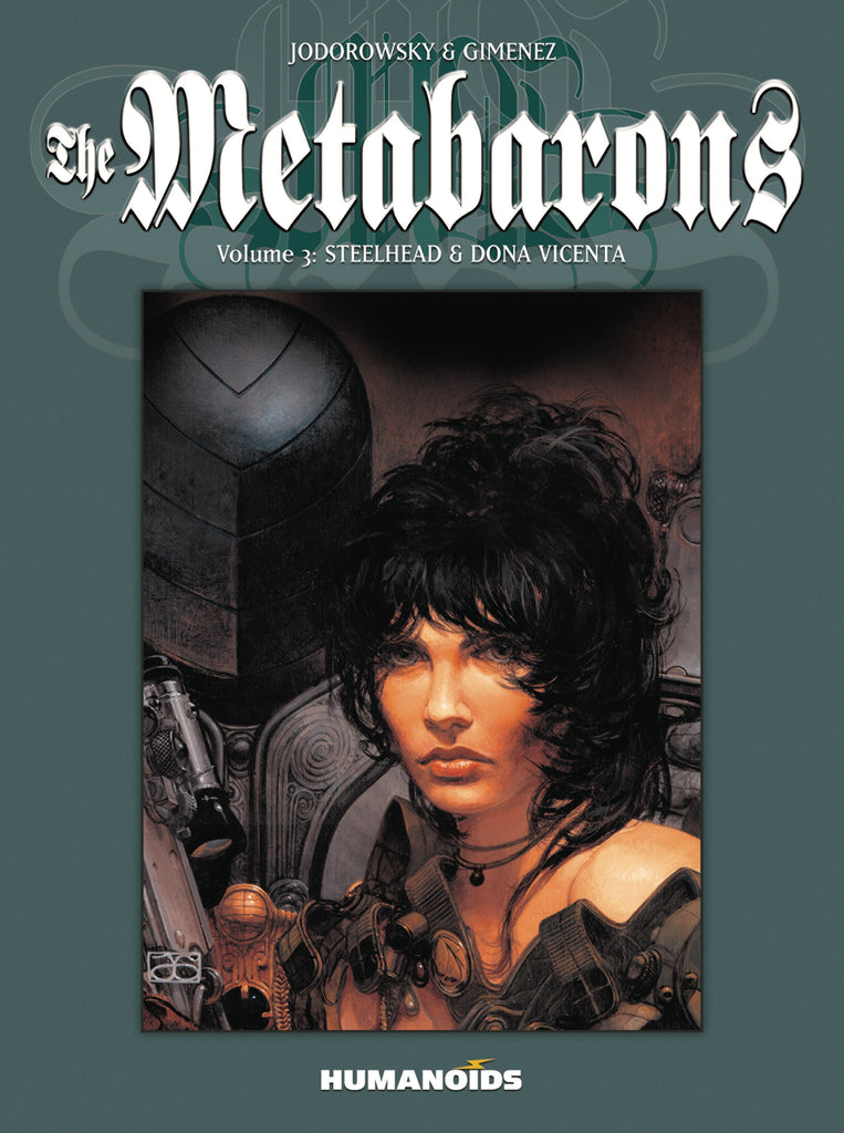 METABARONS GN VOL 03 (OF 4) STEELHEAD & DONA COVER