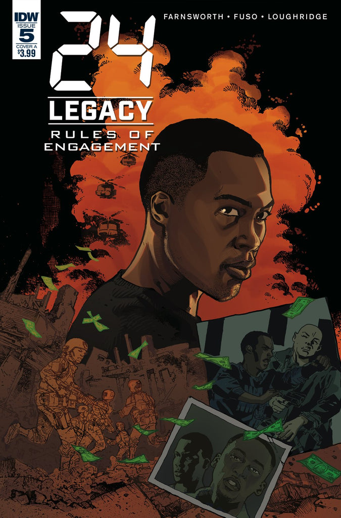 24 LEGACY RULES OF ENGAGEMENT #5 (OF 5) CVR A JEANTY COVER