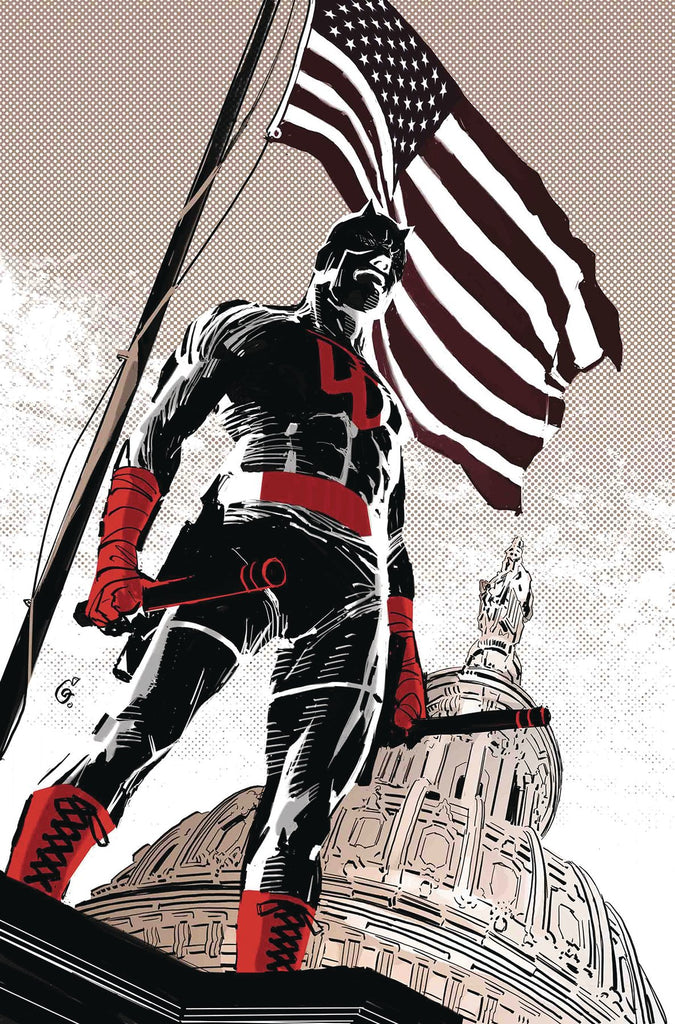 DAREDEVIL #25 COVER