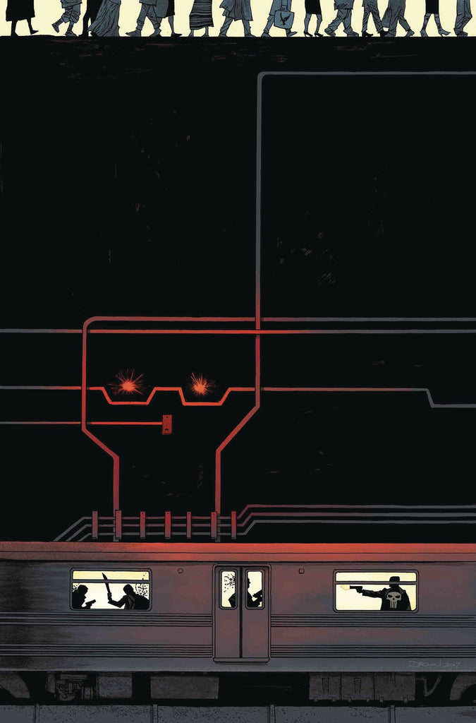 PUNISHER #15 COVER