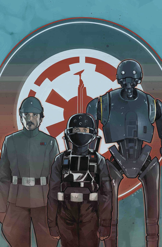 STAR WARS ROGUE ONE ADAPTATION #5 (OF 6) COVER