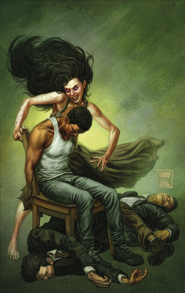 NEIL GAIMAN AMERICAN GODS SHADOWS #6 (MR) COVER