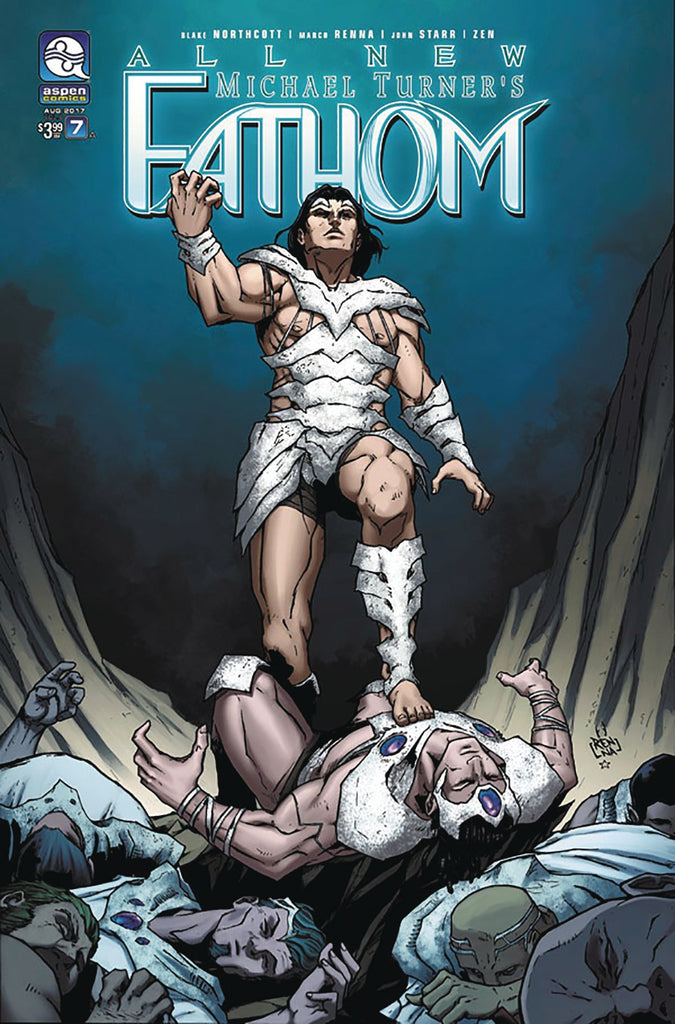 ALL NEW FATHOM #7 CVR A RENNA COVER
