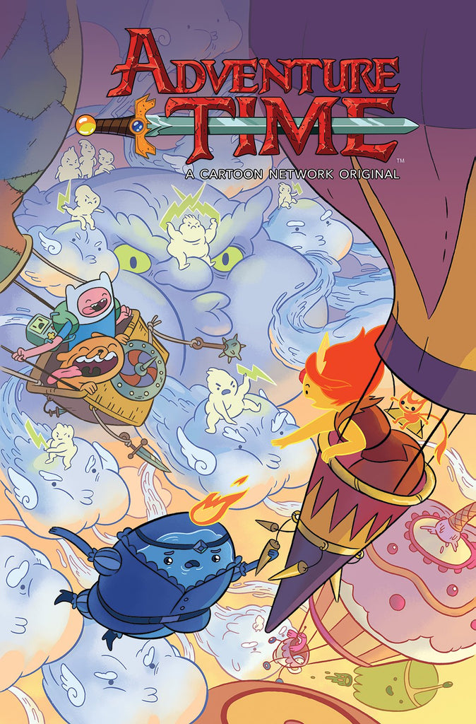 ADVENTURE TIME #68 COVER