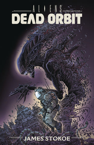 ALIENS DEAD ORBIT TP COVER