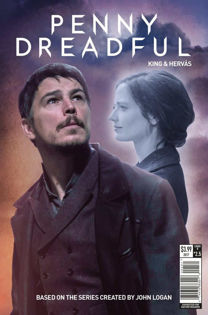 PENNY DREADFUL #5 CVR B PHOTO COVER