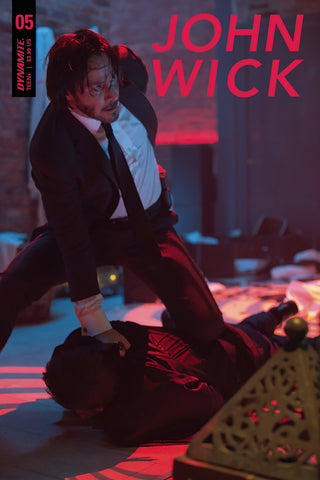 JOHN WICK #5 (OF 5) CVR C PHOTO COVER