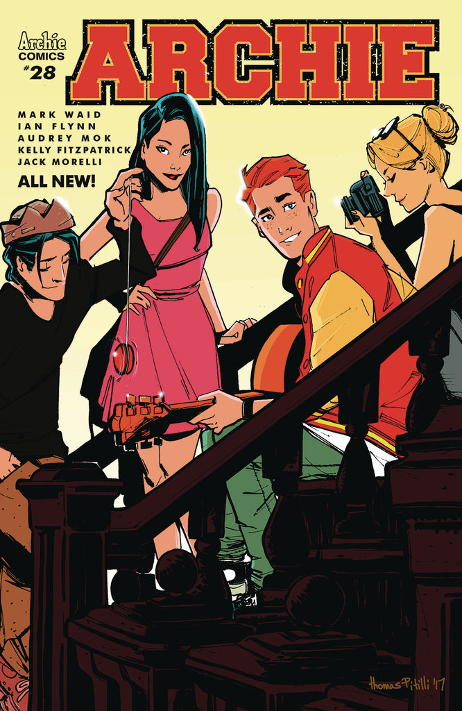 ARCHIE #28 CVR B PITILLI COVER