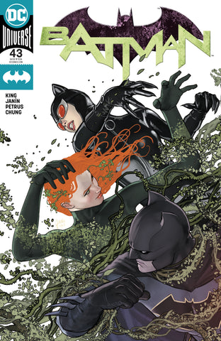 BATMAN #43 COVER