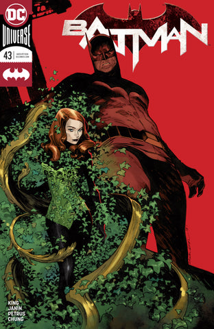BATMAN #43 VAR ED COVER