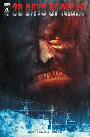 30 DAYS OF NIGHT #4 (OF 6) CVR A TEMPLESMITH COVER