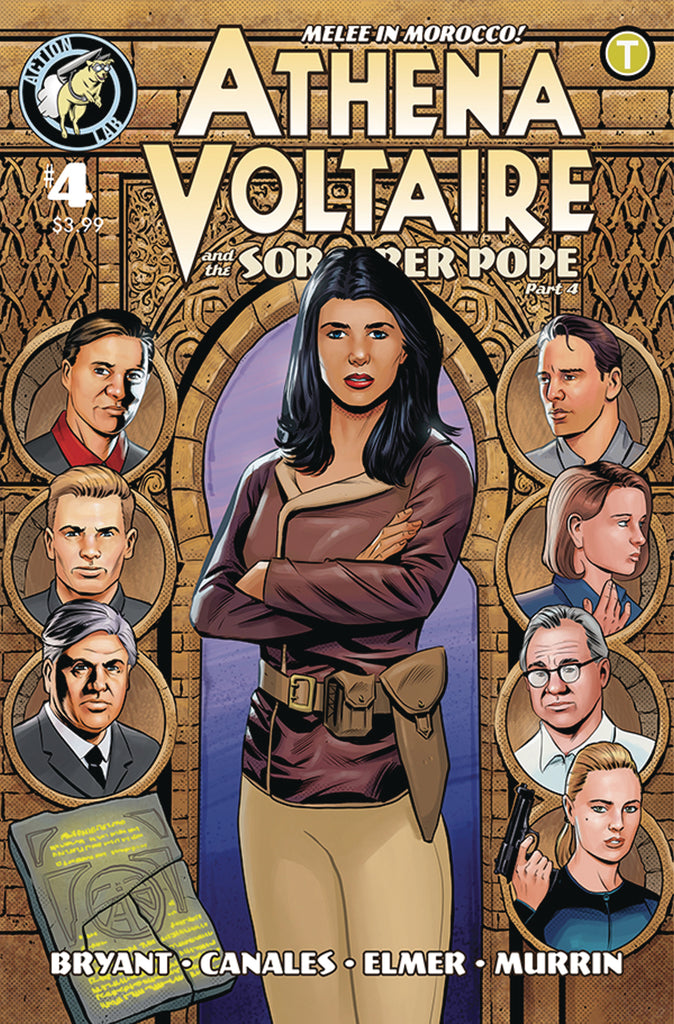 ATHENA VOLTAIRE 2018 ONGOING #4 COVER