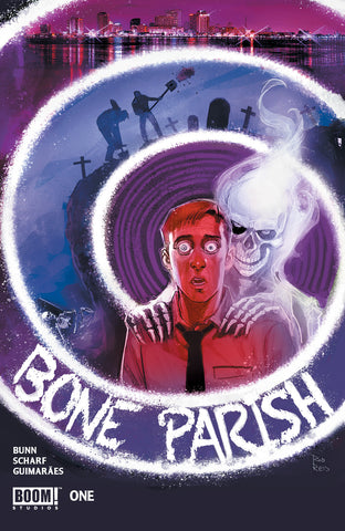 BONE PARISH #1 CVR B REIS VAR COVER