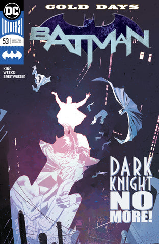 BATMAN #53 COVER