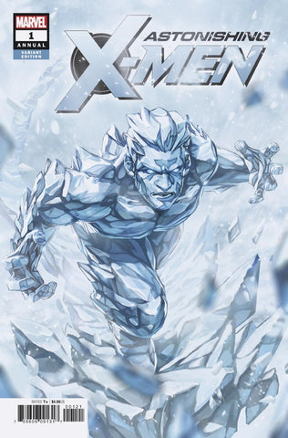 ASTONISHING X-MEN ANNUAL #1 HYUNG VAR COVER