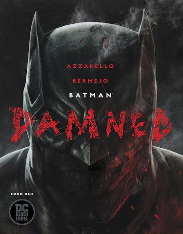 BATMAN DAMNED #1 (OF 3) (MR) COVER