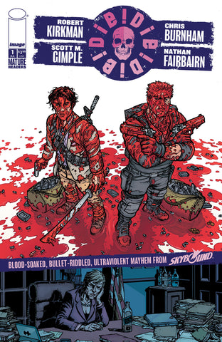 DIE DIE DIE #1 (MR) COVER