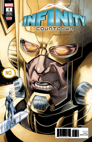 INFINITY COUNTDOWN #4 (OF 5) 2ND PTG HAWTHORNE VAR COVER
