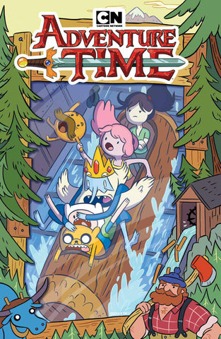 ADVENTURE TIME TP VOL 16 COVER