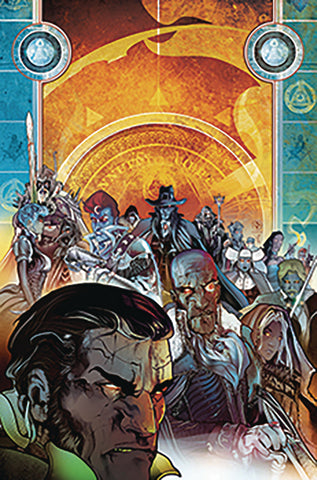 CONSPIRACY THE ILLUMINATI #1 (OF 5) CVR A COLAPIETRO COVER
