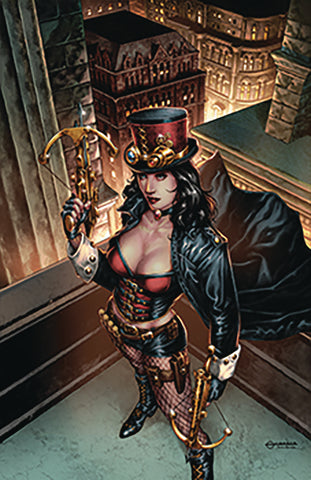 VAN HELSING SWORD OF HEAVEN #1 (OF 6) CVR A VIGONTE COVER