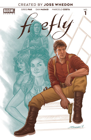 FIREFLY #1 PREORDER QUINONES VAR COVER