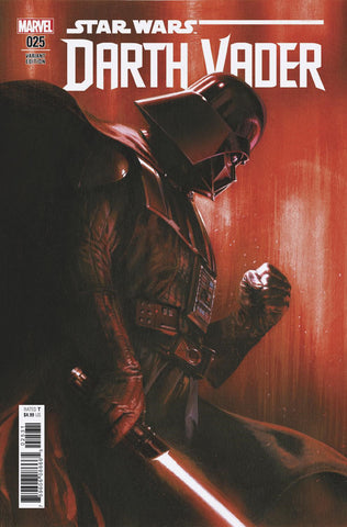 STAR WARS DARTH VADER #25 DELLOTTO VAR COVER