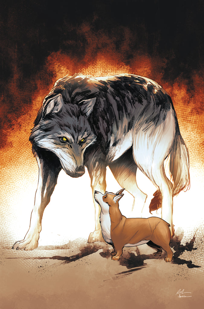 ANIMOSITY #19 (MR) COVER