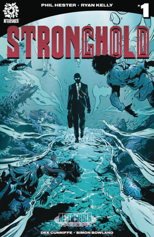 STRONGHOLD #1 COVER