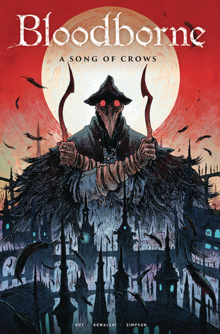 BLOODBORNE #9 SONG OF CROWS CVR A STOKELY (MR) COVER