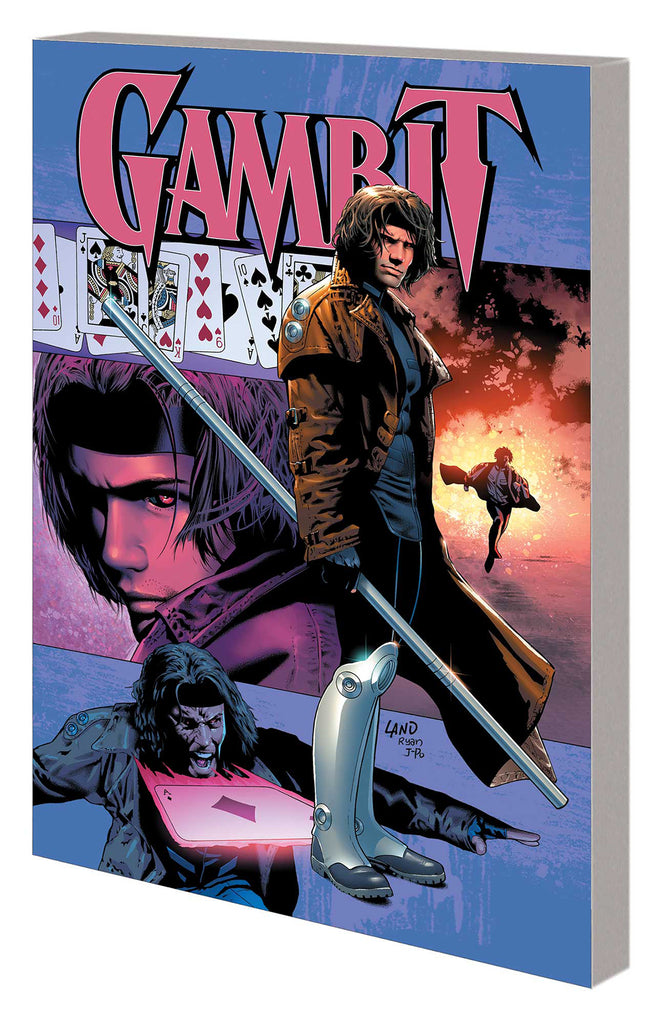 GAMBIT TP THIEVES WORLD COVER