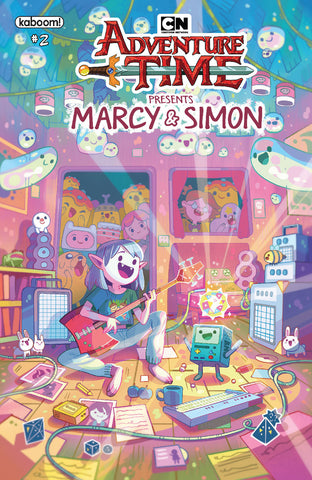 ADVENTURE TIME MARCY & SIMON #2 (OF 6) PREORDER MARCY COVER
