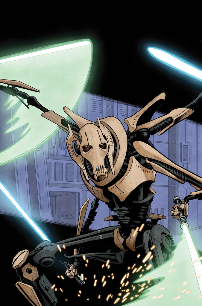 STAR WARS AOR GENERAL GRIEVOUS #1 COVER