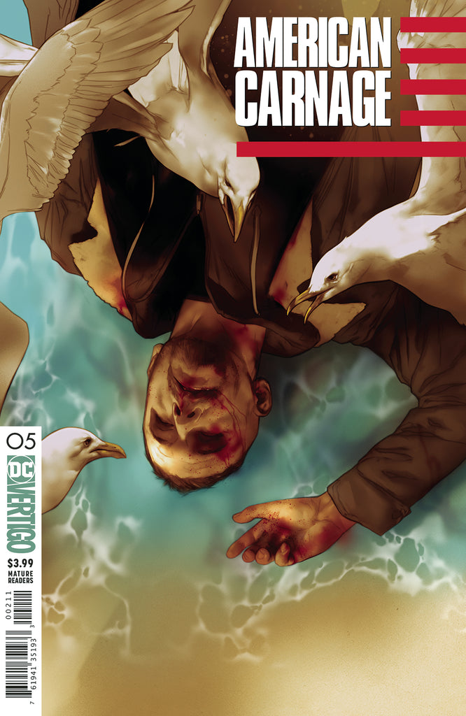 AMERICAN CARNAGE #5 (MR) COVER