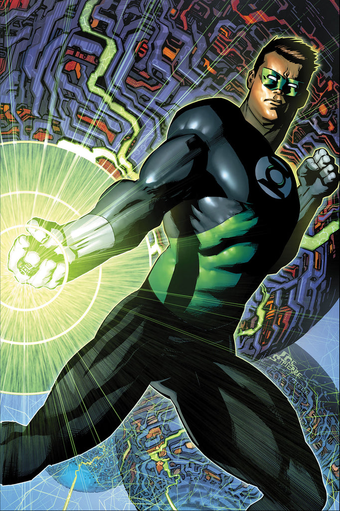 GREEN LANTERN #5 VAR ED COVER