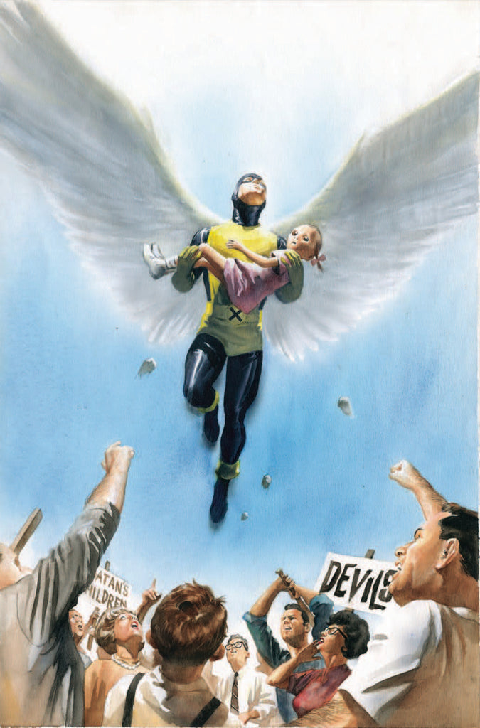 MARVELS ANNOTATED #2 (OF 4) ALEX ROSS VIRGIN VAR COVER