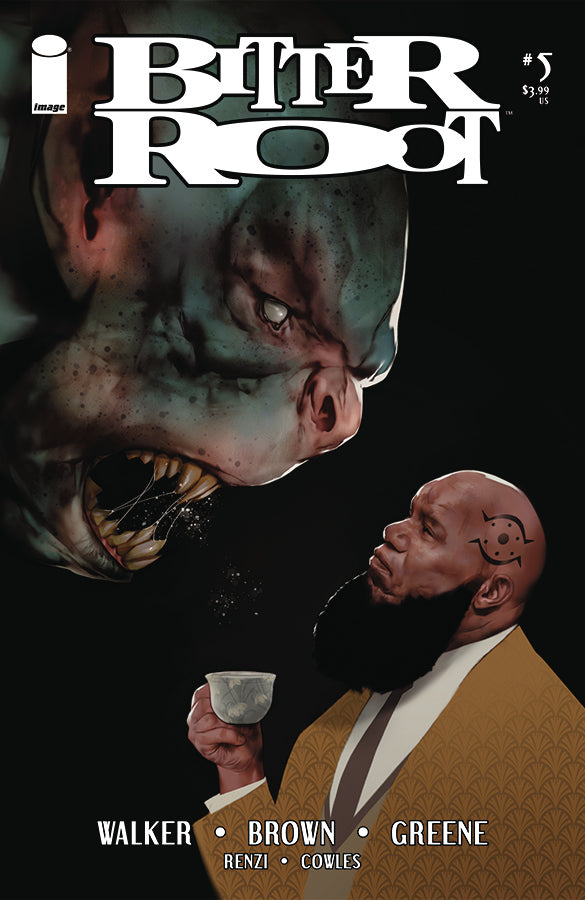 BITTER ROOT #5 CVR B OLIVER (MR) COVER