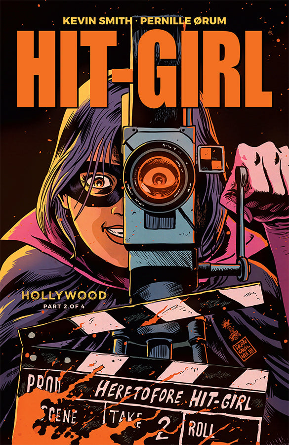HIT-GIRL SEASON TWO #2 CVR A FRANCAVILLA (MR) COVER