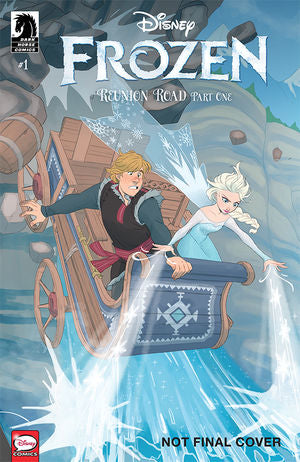 DISNEY FROZEN REUNION ROAD #1 CVR B COVER