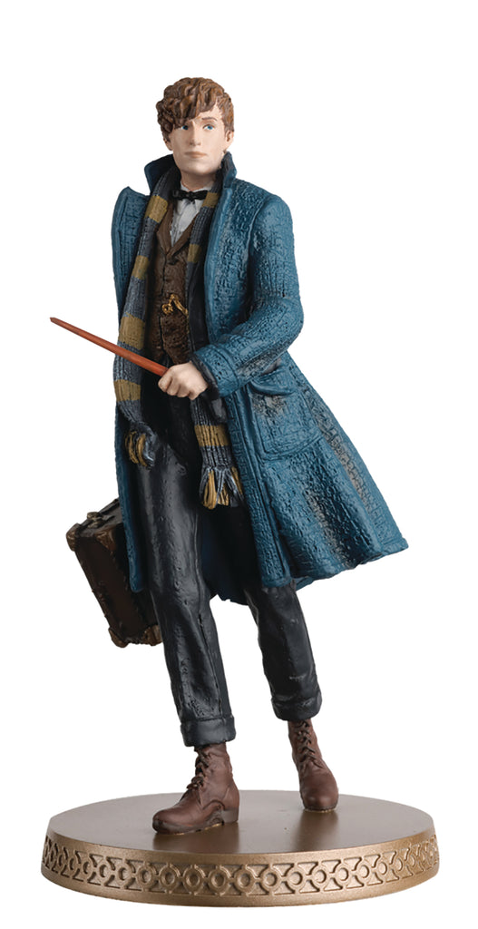 WIZARDING WORLD COLL #4 NEWT SCAMANDER