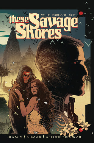 THESE SAVAGE SHORES #1 (3RD PTG) (MR) COVER