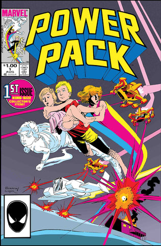TRUE BELIEVERS POWER PACK #1