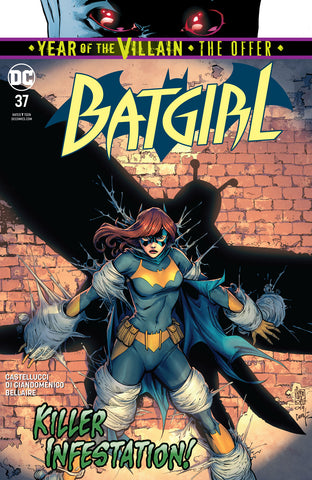 BATGIRL #37 YOTV THE OFFER