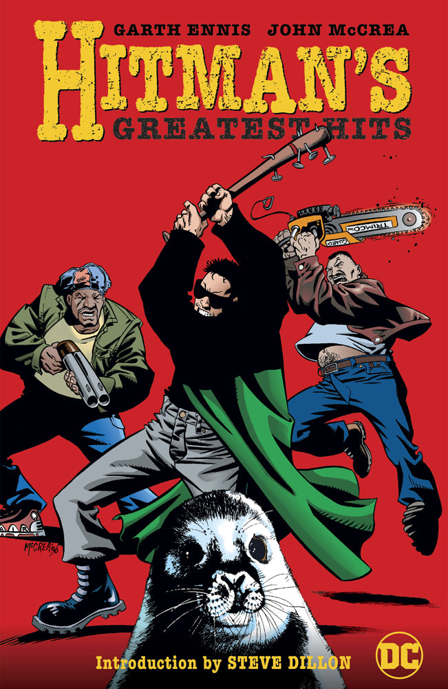 HITMAN GREATEST HITS TP