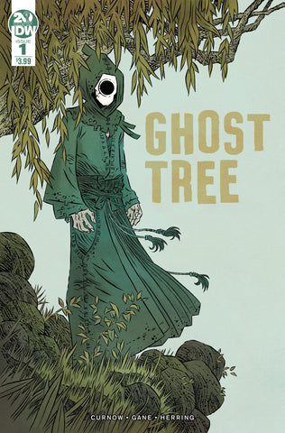 GHOST TREE #1 3RD PTG