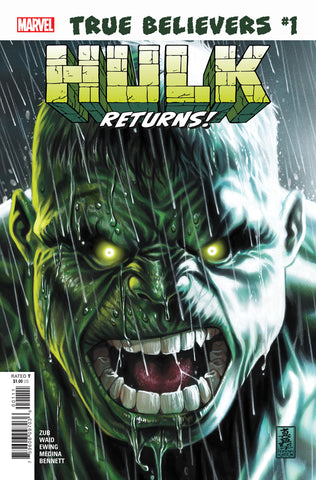 TRUE BELIEVERS HULK RETURNS #1