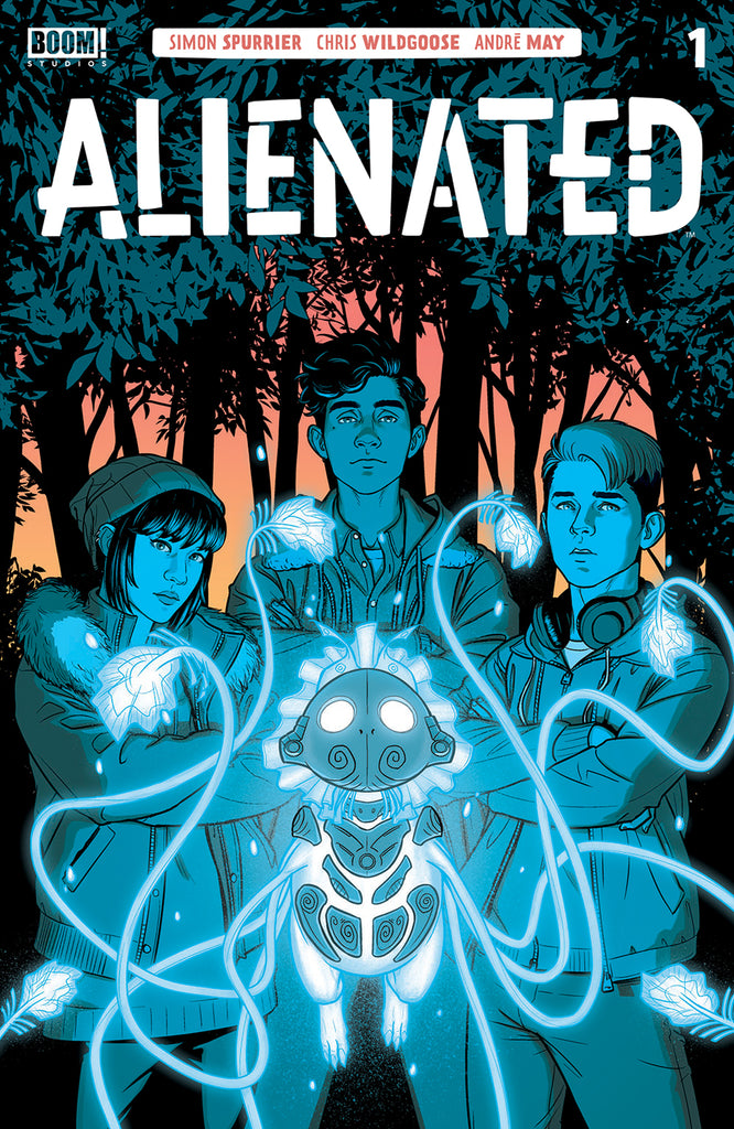 ALIENATED #1 (OF 6) FOC MCKELVIE VAR