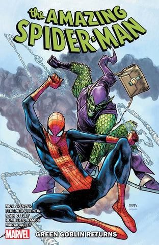 AMAZING SPIDER-MAN BY NICK SPENCER TP VOL 10 GREEN