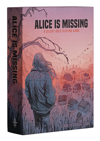ALICE IS MISSING RPG