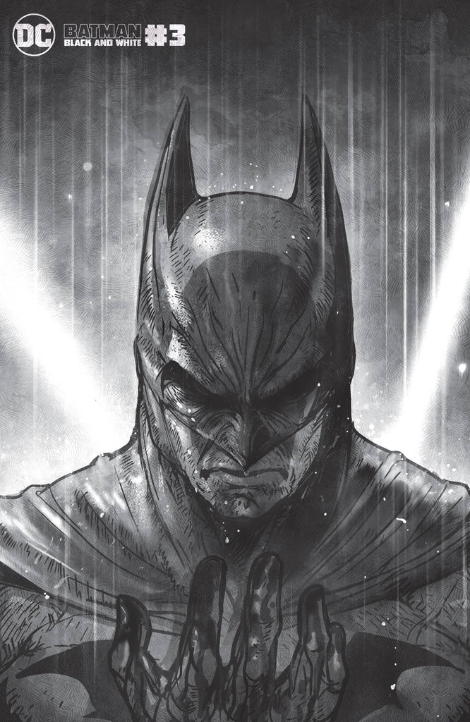 BATMAN BLACK & WHITE #3 (OF 6) SANA TAKEDA VAR